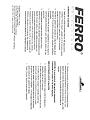 Certificat de garantie - Vane cu 3 si 4 cai