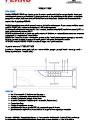 Instructiuni - FT6RX Termostat incalzire in pardoseala fara fir